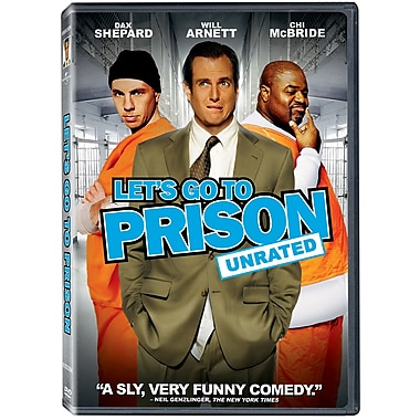 Let's Go To Prison (DVD)