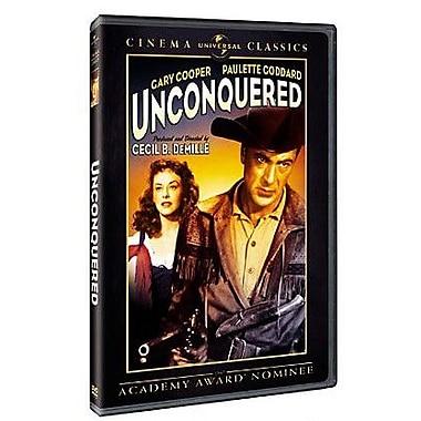 Unconquered (DVD)