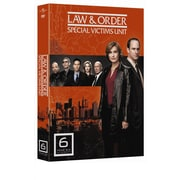 Law & Order: Special Victims Unit: Season 6 (DVD)