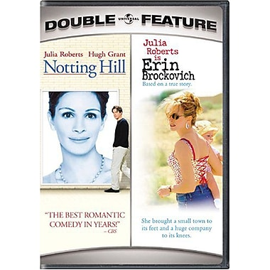 Notting Hill/Erin Brockovich (DVD)