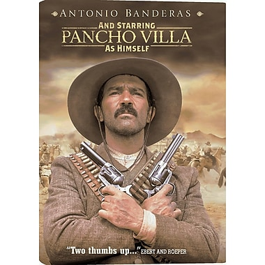 And Starring Pancho Villa As Himself (DVD)