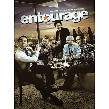 Entourage: The Complete Second Season (DVD)