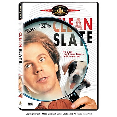 Clean Slate (DVD)