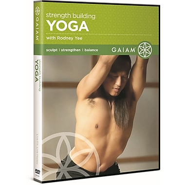 Gaiam: Rodney Yee: Strength Building Yoga (DVD)