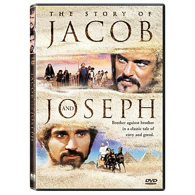 The Story of Jacob and Joseph (DVD)