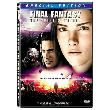 Final Fantasy: The Spirits Within (DVD)