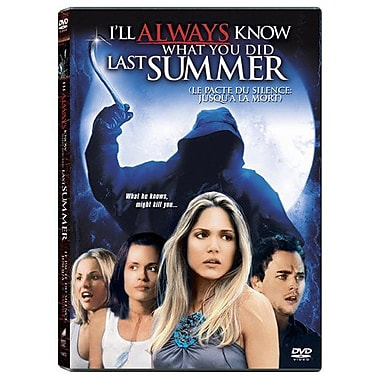 I'll Always Know What You Did Last Summer (DVD)