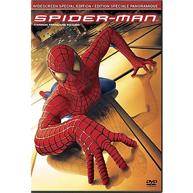 Spider-Man (2002) (DVD)