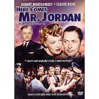 Here Comes Mr. Jordan (DVD)