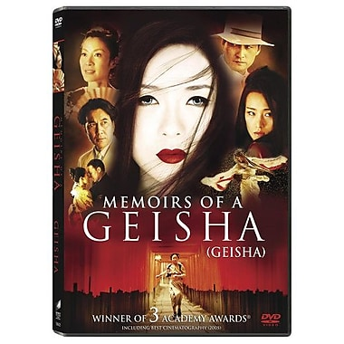 Memoirs of a Geisha (DVD)