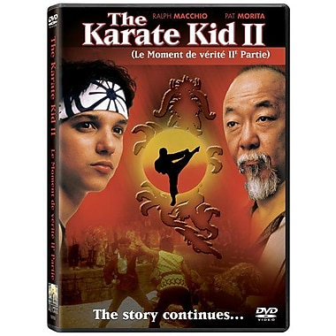 The Karate Kid II (DVD)