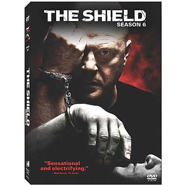 The Shield: Season 6 (DVD)
