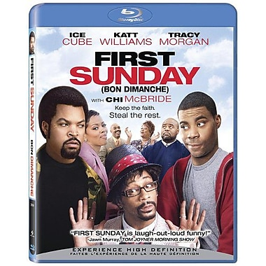 First Sunday (Blu-Ray)