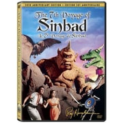 The 7th Voyage of Sinbad (DVD)