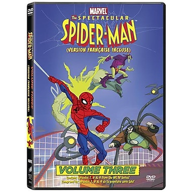 The Spectacular Spider-Man: Volume 3 (DVD)