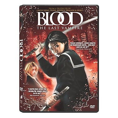 Blood: The Last Vampire (DVD)