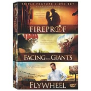 Facing The Giants/Fireproof/ Flywheel (DVD)