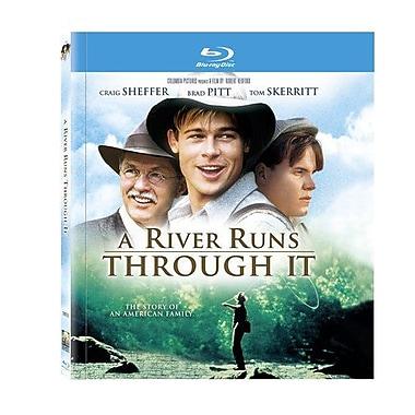 A River Runs Through It (Blu-Ray) 2009