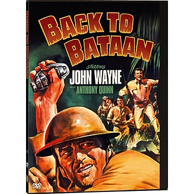 Back to Bataan (DVD)
