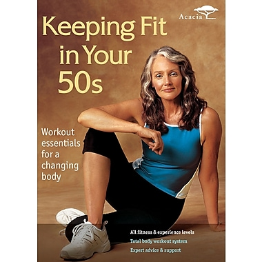 Keeping It Fit In Your 50s Set (Acacia) (DVD)