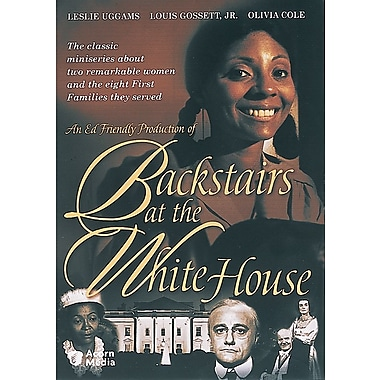 Backstairs at the Whitehouse (DVD)