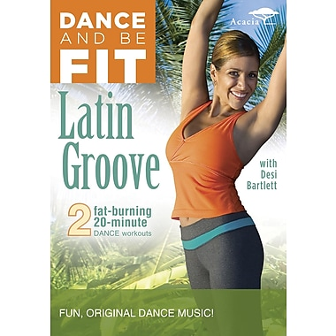 Dance and Be Fit: Latin Groove w/Desi Bartlett (Acacia) (DVD)