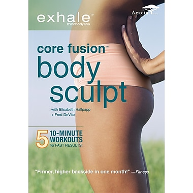 Exhale - Core Fusion - Body Sculpt (Acacia) (DVD)