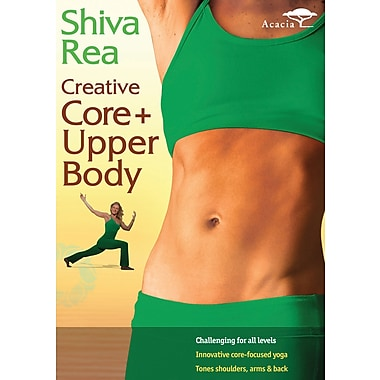 Shiva Rea: Creative Core + Upper Body (Acacia) (DVD)