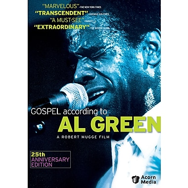 Gospel According to Al Green (DVD)
