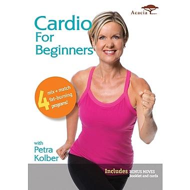 Cardio for Beginners w/Petra Kolber (Acacia) (DVD)
