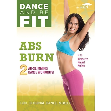 Dance and Be Fit: Abs Burn w/Kimberly Miguel Mullen (Acacia) (DVD)