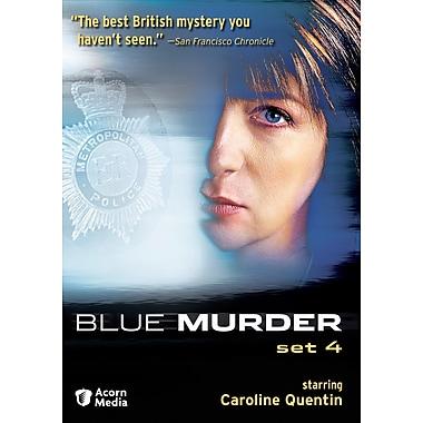 Blue Murder: Set 4 (DVD)