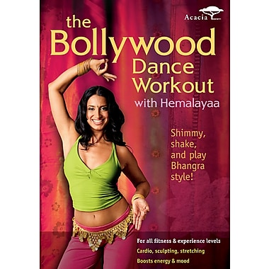 Hemalayaa: Bollywood Dance Workouts (Acacia) (DVD)