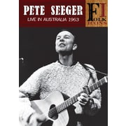 Pete Seeger: Live in Australia 1963 (DVD)