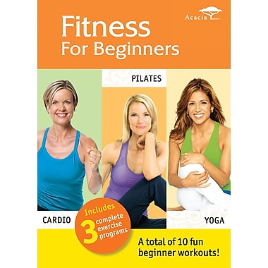 Fitness for Beginners (Acacia) (DVD)