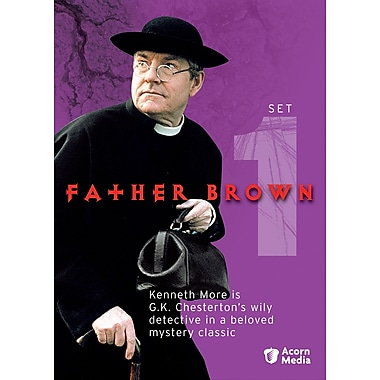 Father Brown: Set 1 (DVD)