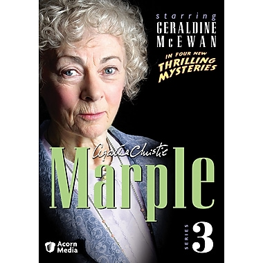 Agatha Christie's Marple: Series 3 (DVD)