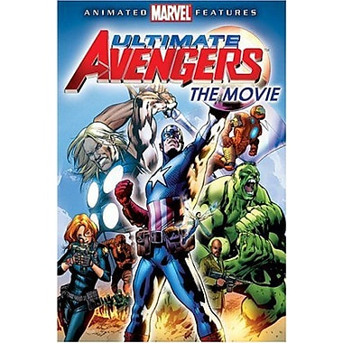 Ultimate Avengers (DVD) 2007