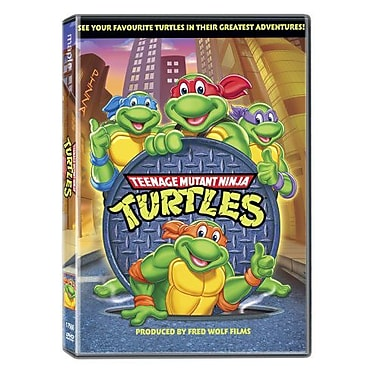 Teege Mutant Ninja Turtles: Volume 1 (DVD)