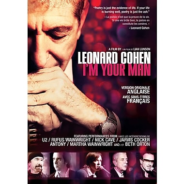 Leord Cohen I'M Your Man (DVD)