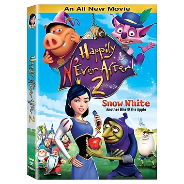 Happily N'Ever After 2 (DVD)