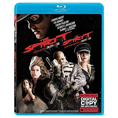 Spirit (Blu-Ray)