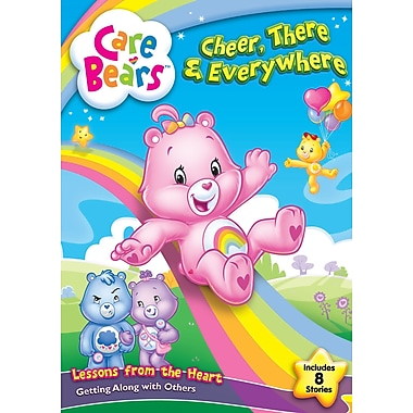 Care Bears: Cheer, There and Everywhere (DVD)