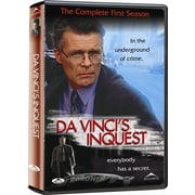 Da Vinci's Inquest: The Complete First Season (DVD)