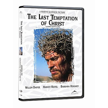 Last Temptation of Christ (DVD) 2008