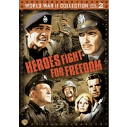 World War II Collection: Volume 2: Heroes Fight for Freedom (DVD)