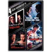 4 Film Favourites: Sylvester Stallone (DVD)