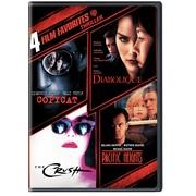 4 Film Favourites: Thrillers (DVD)