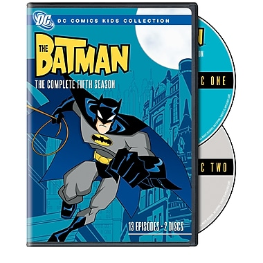 The Batman: The Complete Fifth Season (DVD)
