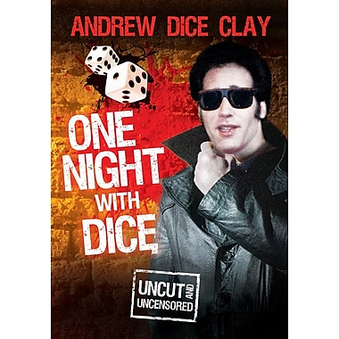 One Night With Dice (andrew Dice Clay) (DVD)